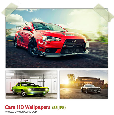 Cars HD Wallpapers S44 مجموعه ۵۵ والپیپر زیبا با موضوع خودرو Cars HD Walpapers