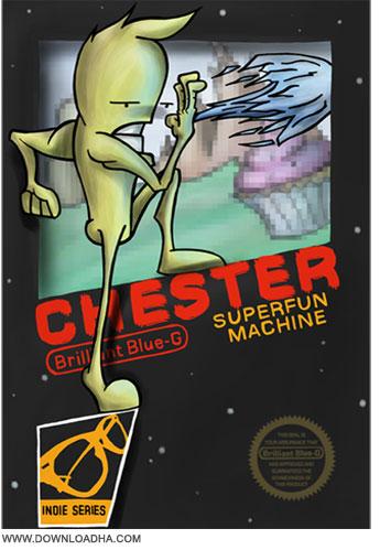 Chester بازی سرگرم کننده و دوبعدی Chester v1.1.5.1