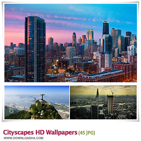 Cityscapes HD Wallpapers S1 مجموعه ۴۵ والپیپر از شهرهای جهان Cityscapes HD Wallpapers