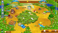 دانلود بازی محبوب مدیریت مزرعه Farm Frenzy 4