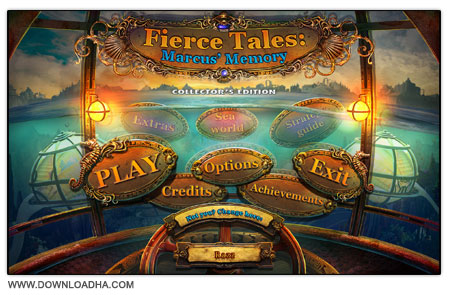 Fierce Tales 2 بازی جدید یافتن اشیای مخفی Fierce Tales 2: Marcus Memory