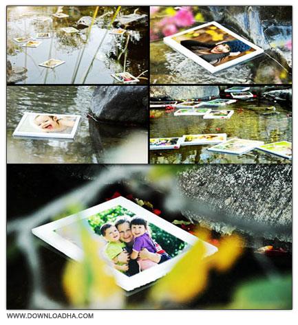 Floating Memories دانلود پروژه آماده افتر افکت با نام Floating Memories