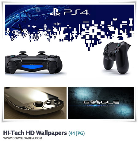 HI Tech HD Wallpapers مجموعه 44 والپیپر زیبا با موضوع تکنولوژی Hi Tech HD Walpapers