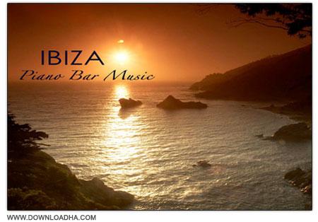 Ibiza Piano Bar Music دانلود آلبوم بی کلام پیانو Ibiza Piano Bar Music 2013