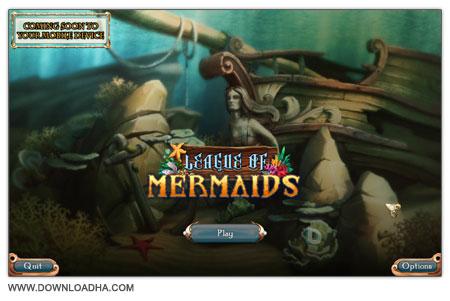 League of Mermaids دانلود بازی فکری و سرگرم کننده League of Mermaids