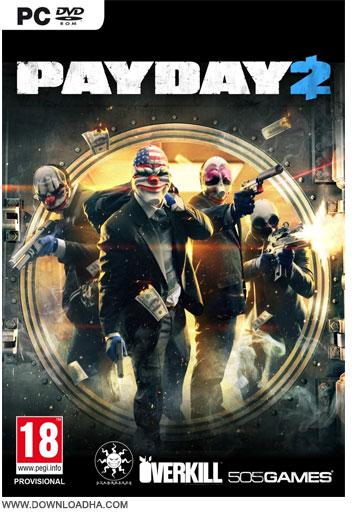 PAYDAY 2 PC دانلود بازی PAYDAY 2 برای PC
