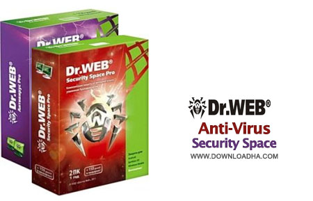 Security Space برنامه های امنیتی دکتر وب Dr.Web Security Space & Anti Virus v8.2.0.08011