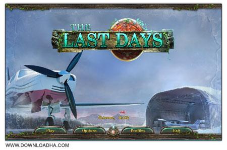 The Last Days دانلود بازی فکری آخرین روزها The Last Days