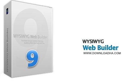 طراحی آسان صفحات وب توسط WYSIWYG Web Builder 13.1.7