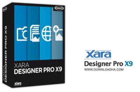 Xara Designer طراحی حرفه ای گرافیک با Xara Designer Pro X9 9.2.1.28737