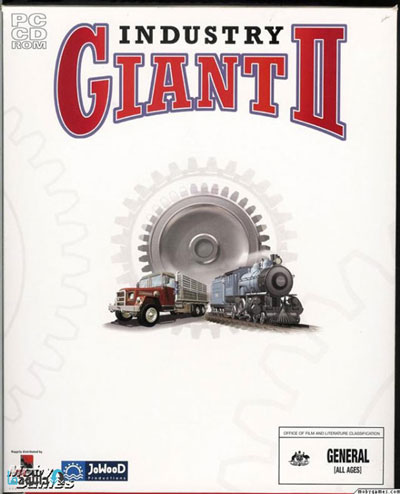 Industry Giant 2 pc cover دانلود بازی Industry Giant 2 برای PC