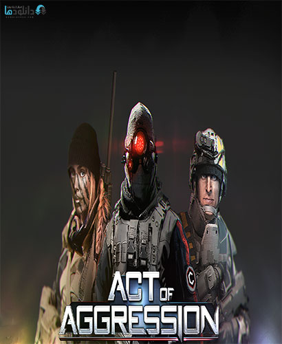 Act of Aggression pc cover دانلود بازی Act of Aggression برای PC