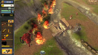 Hills Of Glory 3D screenshots 04 small دانلود بازی Hills Of Glory 3D برای PC
