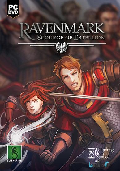 Ravenmark Scourge of Estellion pc cover دانلود بازی Ravenmark Scourge of Estellion برای PC
