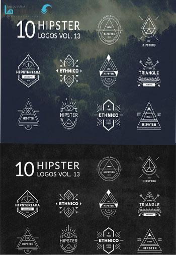 10-Hipster-Logos-Vol-13