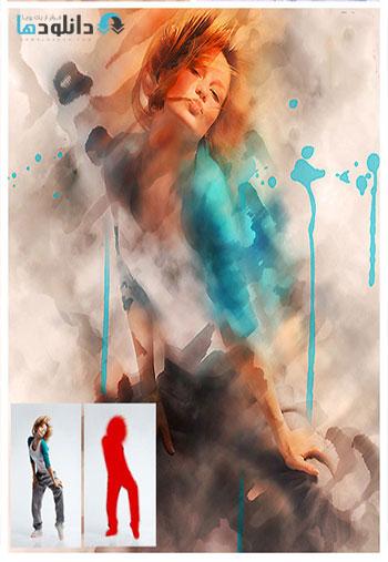 1432182668 graphicriver.modernart.photoshop.action  دانلود اکشن فتوشاپ ایجاد افکت هنری بر روی تصاویر از گرافیک ریور   GraphicRiver ModernArt Photoshop Action