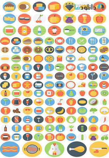 150-Funky-Food-Icons
