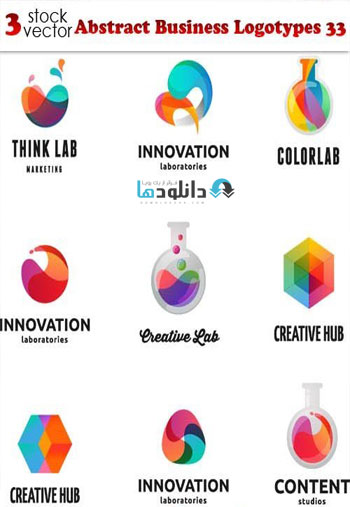 Abstract-Business-Logotypes