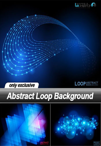 Abstract-Loop-Background