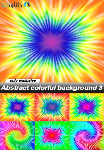 Abstract-colorful-backgroun