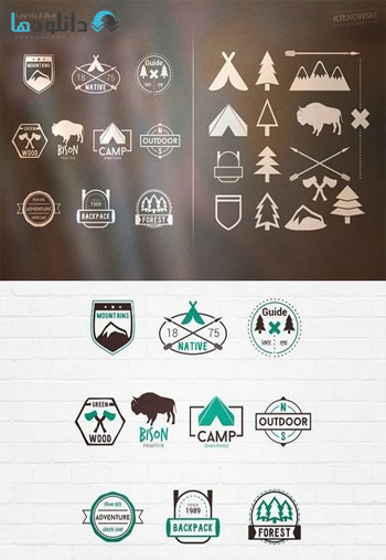 Adventure-Outdoor-Badges