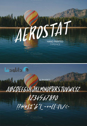 Aerostat-Display-Font