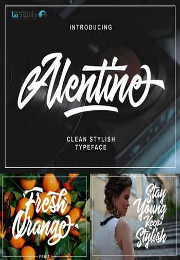 Alentine-Typeface