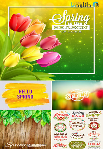 Amazing-ShutterStock-Spring-Is-Coming-Vector