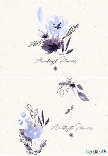 Amethyst-Flowers