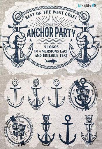Anchor-nautical-logos