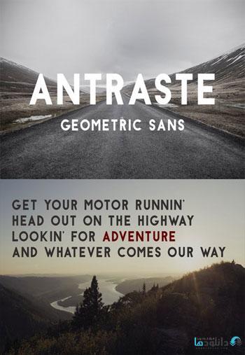 Antratse-Font