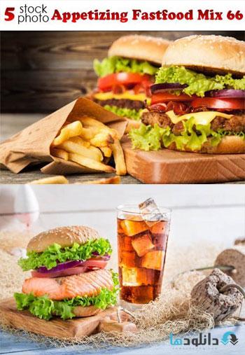 Appetizing-Fastfood-Mix