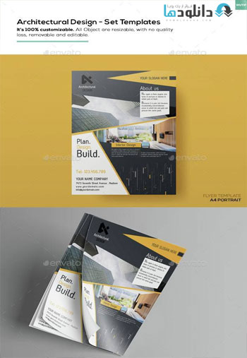 Architectural-Design-Set-Templates