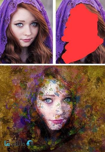 Artistic-paints-Photoshop