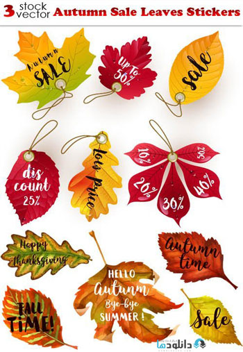 Autumn-Sale-Leaves-Stickers