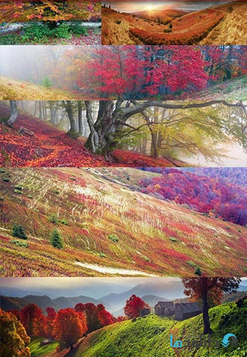Autumn-in-the-mountains