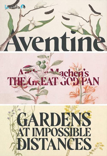 Aventine-Oldstyle-Typeface