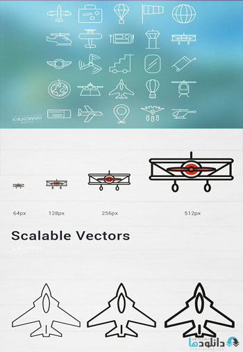 Aviation-Icons