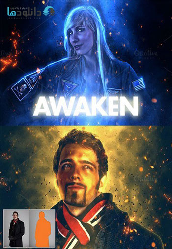 Awaken-Photoshop-Action