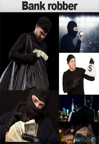 استوک-Bank-robber