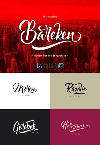 https://img5.downloadha.com/AliGh/IMG/Bareken-Typeface.jpg