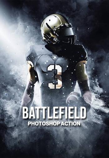 Battlefield-bPhotoshop-Actio