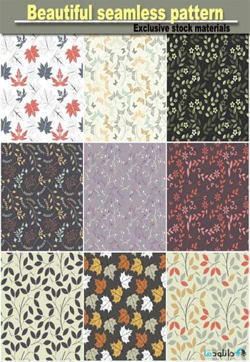 Beautiful-seamless-pattern-with-colorful-leaves