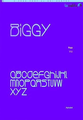 Biggy-font