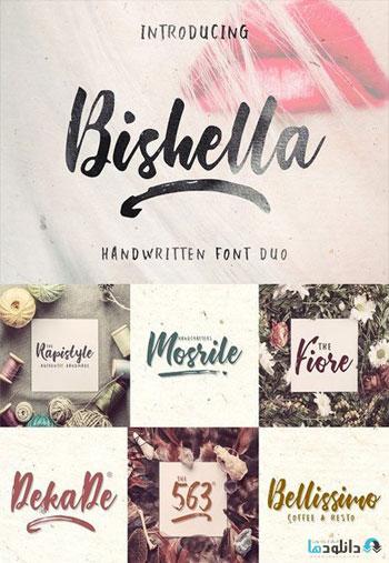 Bishella-Font