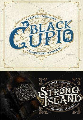 Black-Cupio-Ornaments
