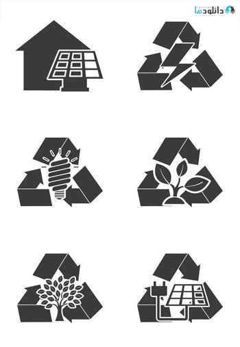 Black-Ecology-Icons