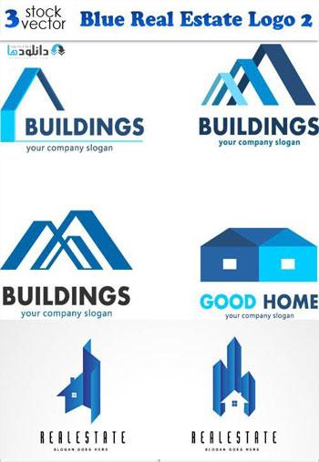 Blue-Real-Estate-Logo