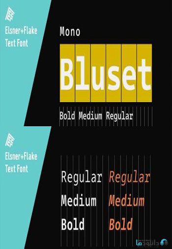 Bluset-Now-Mono-Family