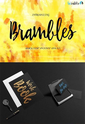 Brambles-Font